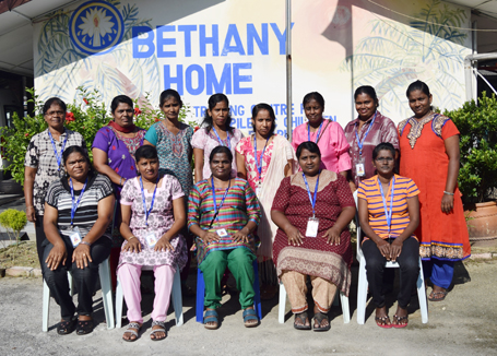 Bethany Group Home Staff